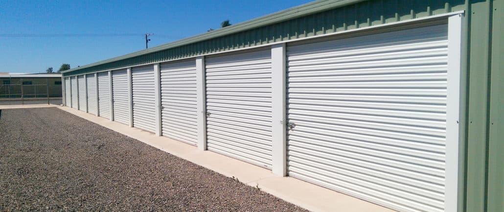 Maximum door height 2.4m - Whyalla Self Storage
